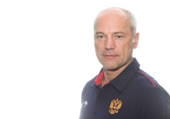 Главный тренер сборной России U17 Виталий Прохоров