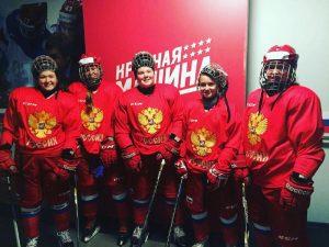 сборы сборная России