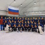 1 место на 1-этапе Первенства России