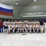 Победа во втором этапе Первенства России