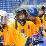 Второй этап Открытого первенства Московской области среди девушек
